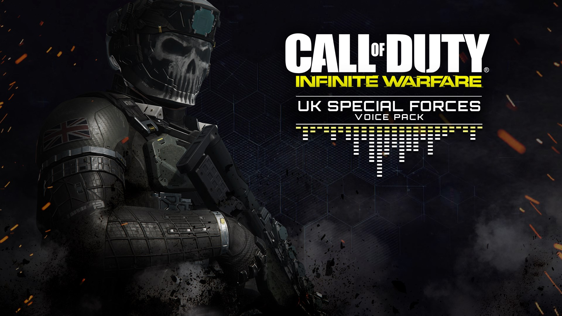 Call Of Duty®: Infinite Warfare - UK Special Forces VO Pack