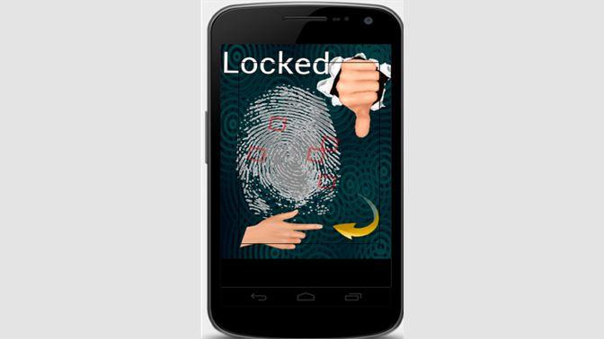 Get lock screen fingerprint scanner - Microsoft Store