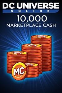 10,000 Marketplace Cash