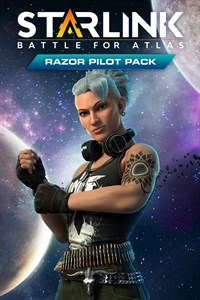 Starlink: Battle for Atlas™ - Razor Pilot Pack
