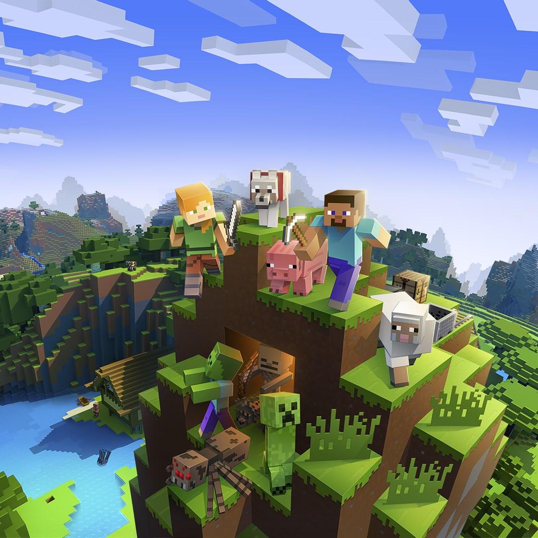 Скриншот №14 к Коллекция новичка Minecraft Windows 10