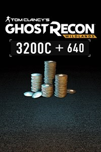 Tom Clancy's Ghost Recon® Wildlands Medium Pack 3840 Credits
