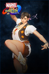 Carátula del juego Marvel vs. Capcom: Infinite - Chun-Li Casual Costume