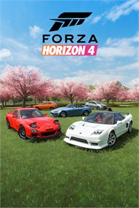 Forza Horizon 4 Japanese Heroes Car Pack