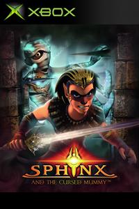 Carátula para el juego Sphinx and the Cursed Mummy de Xbox 360