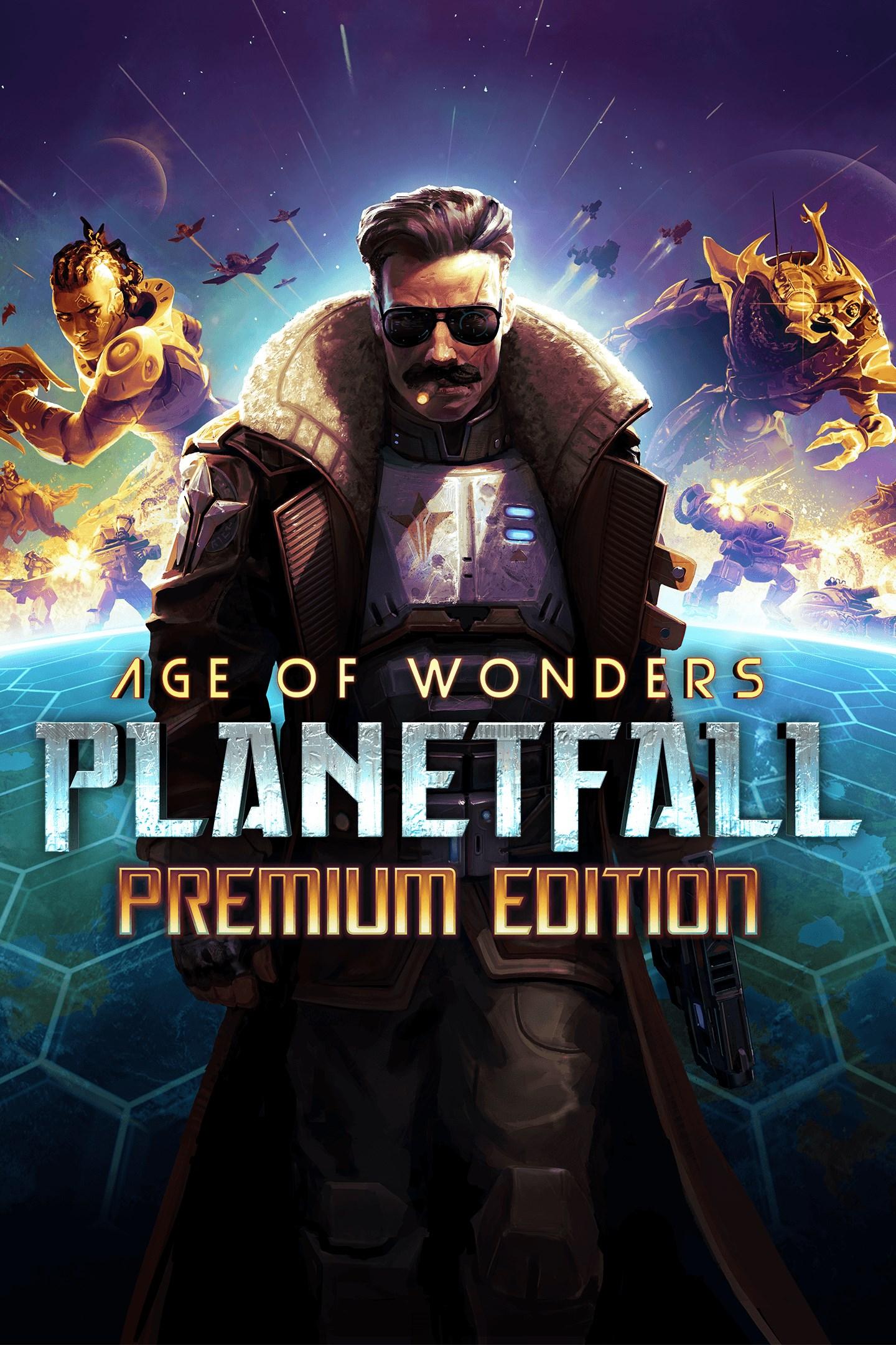 Age of Wonders: Planetfall - Premium Edition | License