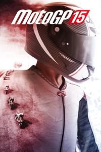 Carátula del juego MotoGP15