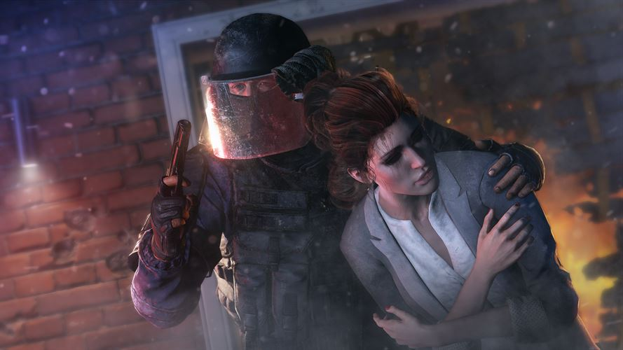 Tom Clancy's Rainbow Six Siege Deluxe Edition Screenshot