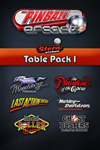 Carátula del juego Stern Table Pack 1 para Xbox One