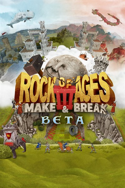 Rock of Ages 3 Beta
