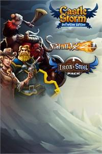 Carátula del juego Zen Studios CastleStorm Super Bundle