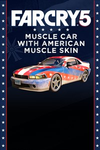 Far Cry®5 - Muscle Car with American Muscle Skin