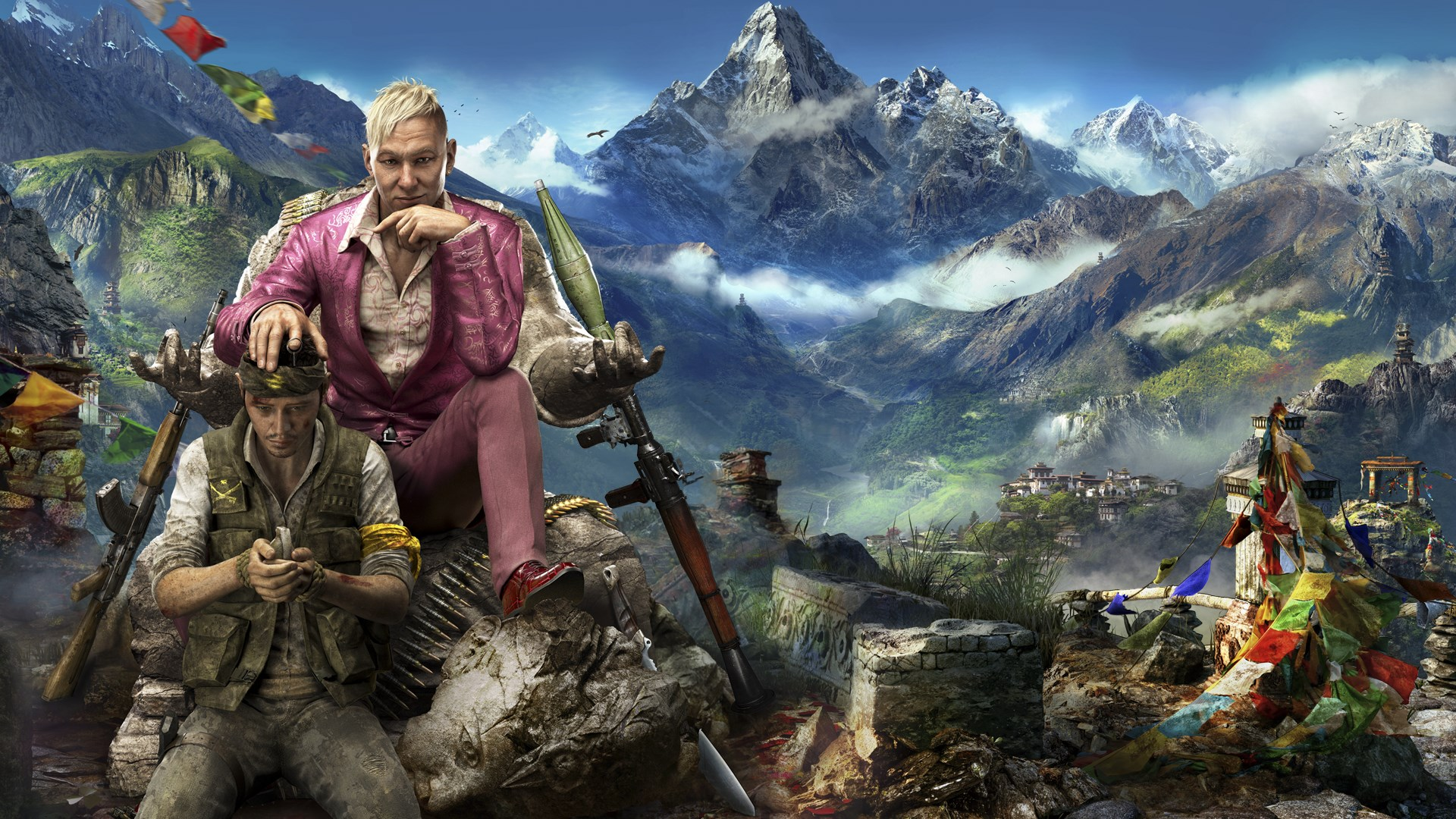 Buy Far Cry 4 Gold Edition Microsoft Store En In