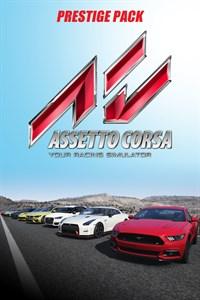 Carátula para el juego Assetto Corsa - Prestige Pack DLC de Xbox 360