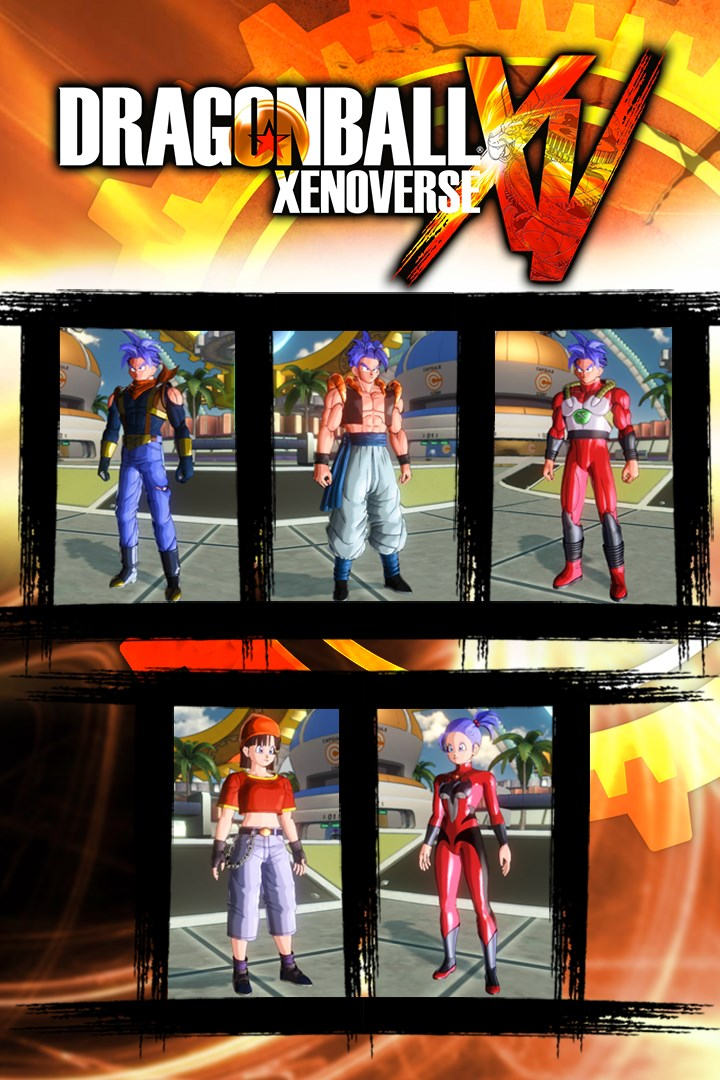 Buy Dragon Ball Xenoverse GT PACK 2 - Microsoft Store
