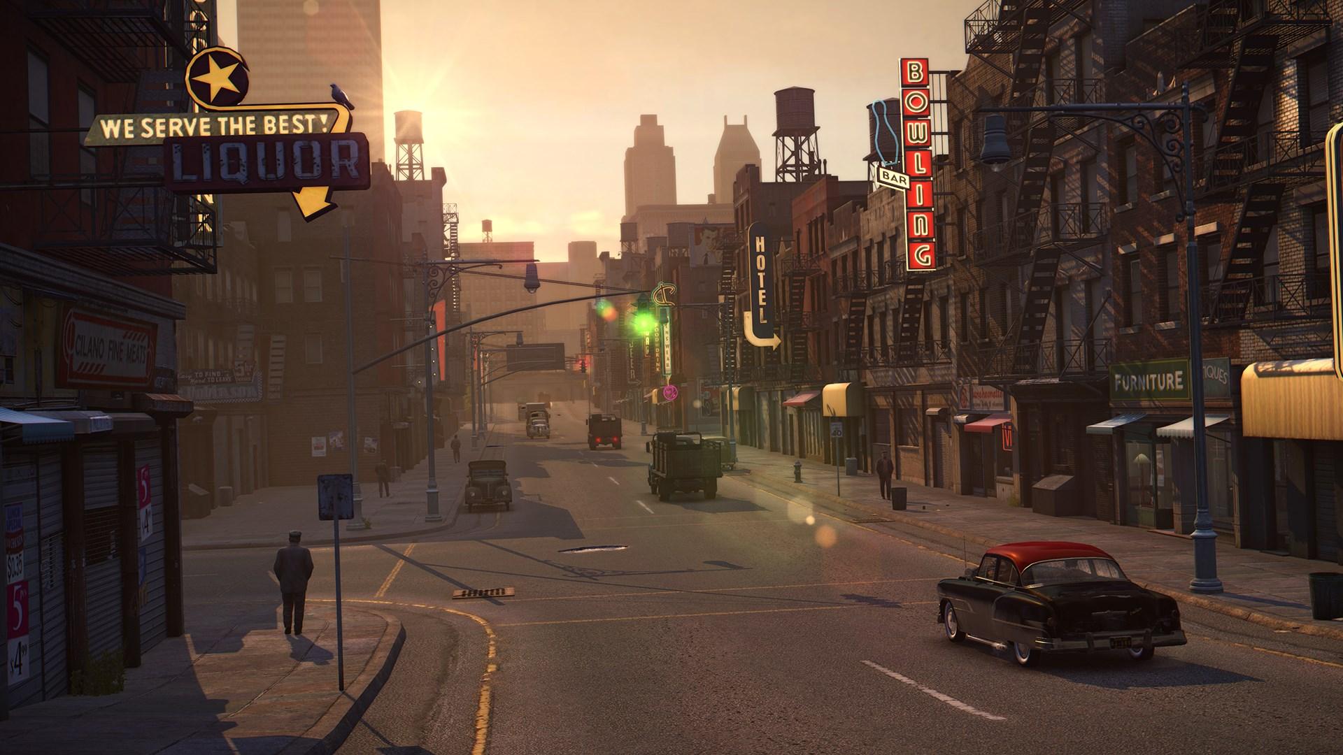 Скриншот №14 к Mafia II Definitive Edition