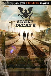 Carátula del juego State of Decay 2 para Xbox One