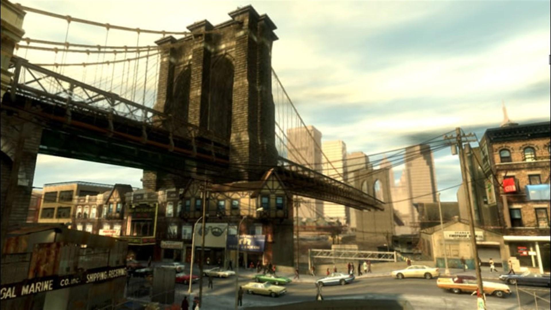 Скриншот №22 к Grand Theft Auto IV