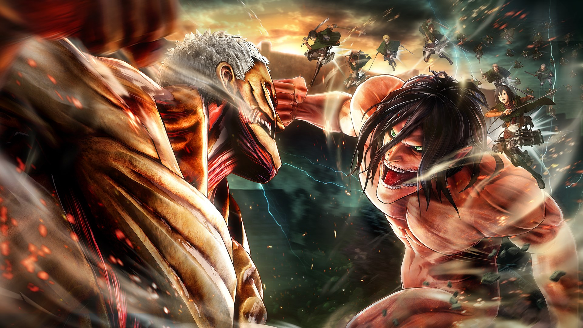 Buy Attack On Titan 2 Microsoft Store En Ca