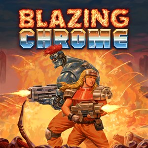 Blazing Chrome Xbox One