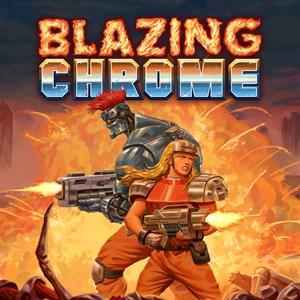 Blazing Chrome Xbox One