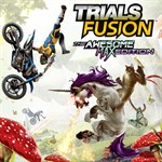 Trials Fusion: The Awesome Max Edition Logo