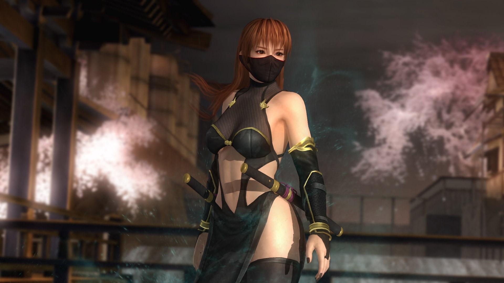 DOA5LR Ninja Clan 2 - Phase 4