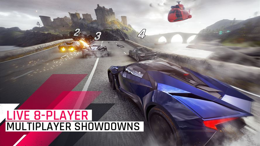 Asphalt 9: Legends Screenshot