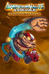 Carátula del juego Grandmaster Splash - Awesomenauts Assemble! Skin