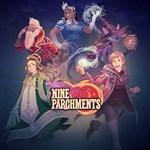 Nine Parchments Logo