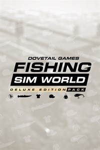 Carátula del juego Fishing Sim World: Deluxe Edition Pack