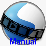 OpenShot Video Editor Manual Logo