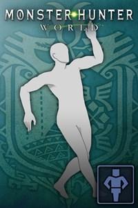 Gesto: Dança Suave