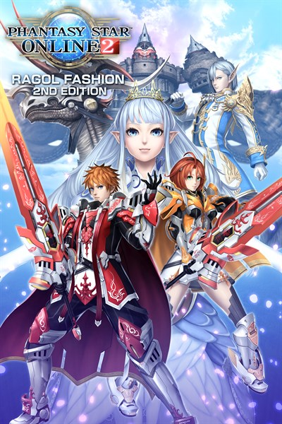 Phantasy Star Online 2 -Ragol Fashion 2nd Edition-