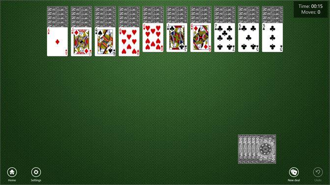 download game gratis spider solitaire
