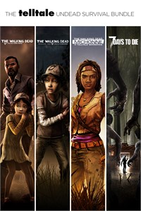Carátula del juego The Telltale Undead Survival Bundle