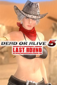 DOA5LR Rodeo Time Costume - Christie