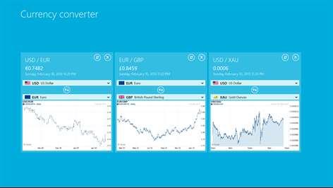 Currency converter + Screenshots 2