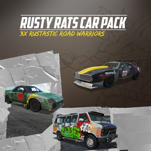 Rusty Rats Car Pack Xbox One