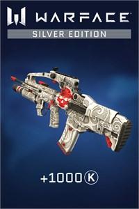 Carátula para el juego Warface - Silver Edition de Xbox 360