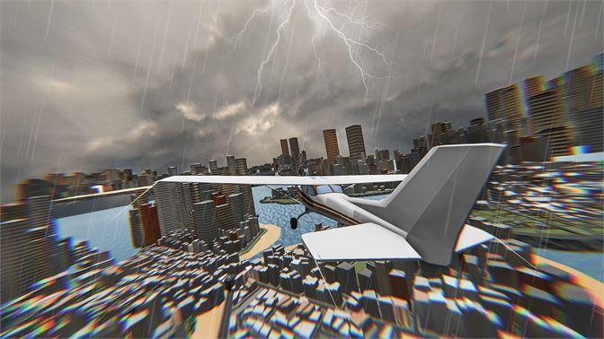 Get Airplane Flight Sim 2019 - Microsoft Store