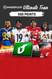 Madden NFL 20: 500 Madden Ultimate Team Points