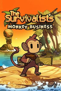 Carátula del juego The Survivalists - Monkey Business Pack