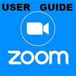 Zoom Conference Meeting App Guide Logo