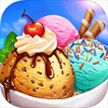 Ice Cream Maker - Frozen Dessert Making Game