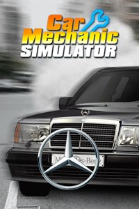 Car Mechanic Simulator - Mercedes-Benz DLC