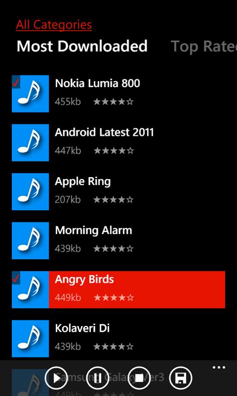 Ringtone Hub Screenshots 2