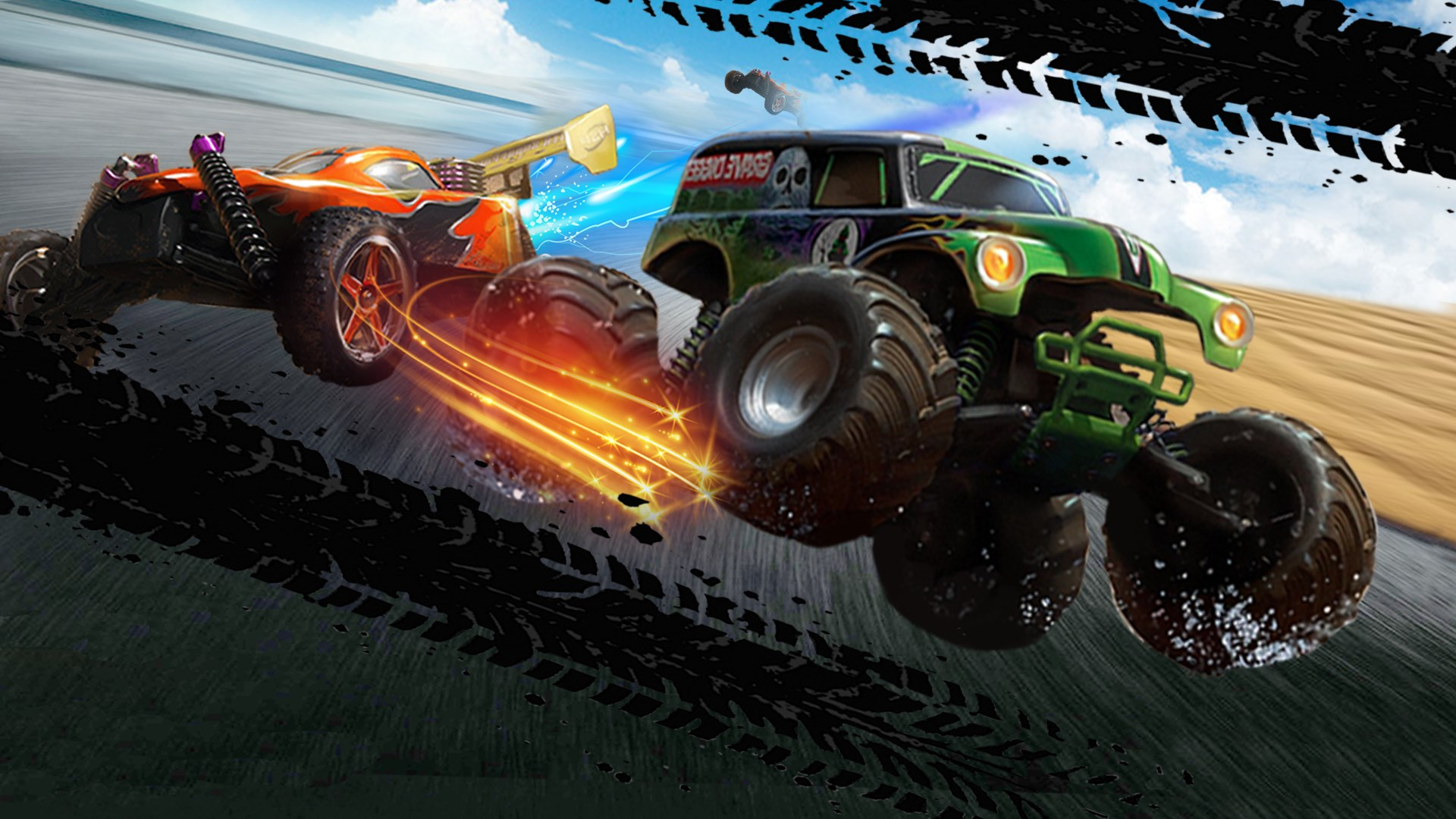 Get Racing Monster Trucks Microsoft Store