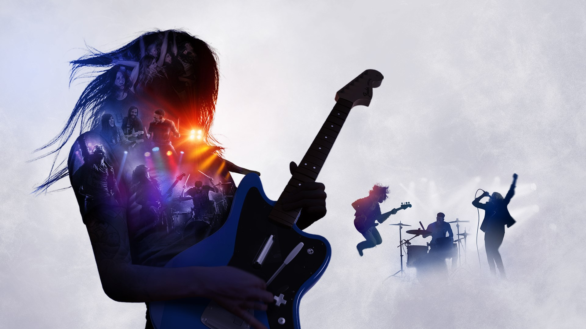Buy Rock Band™ 4 Rivals Bundle - Microsoft Store