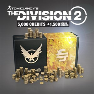 Tom Clancy's The Division 2 – 6500 Premium Credits Pack Xbox One